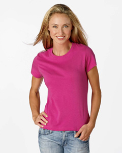 Bella B6000  Women's Crew Neck Jersey T