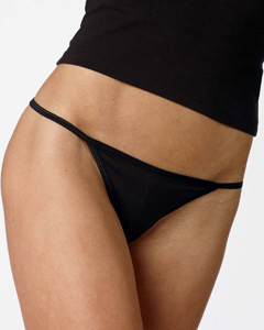 Bella BEL301  Women's Cotton/Spandex Thong