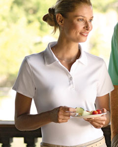 Chestnut Hill CH160W  Women's Pima Cotton Polo
