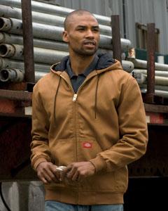 Dickies 33239  Hooded Duck Jacket