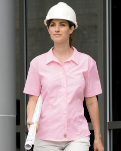 Dickies FS010  Women's Classic Stretch Poplin Shirt
