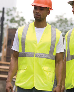 Dickies VE201  Utility Vest with Interior Pockets