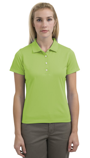NIKE GOLFLadies Tech Basic Dri-FIT UV Sport Shirt.