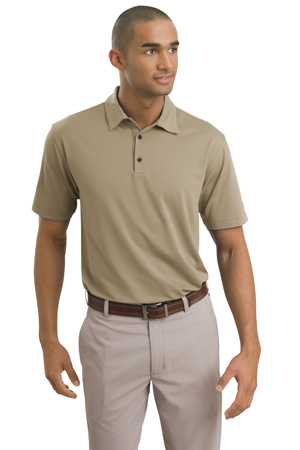 NIKE GOLFStretch Dri-FIT UV Fine Line Sport Shirt.