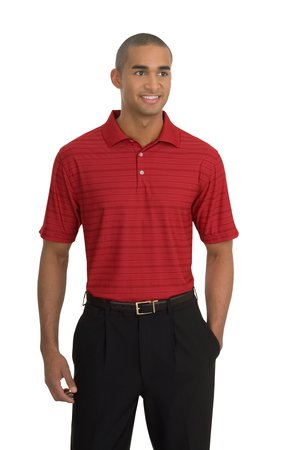 NIKE GOLFDri-FIT Tech Tonal Band Sport Shirt.