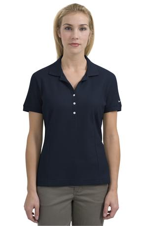 NIKE GOLFLadies Pique Knit Sport Shirt.