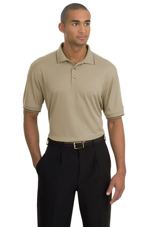 NIKE GOLF Dri-FIT Classic Tipped Sport Shirt.