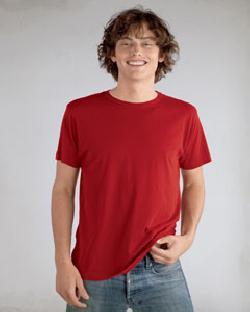 AA1070 Alternative Men's Tear-Away Label T-Shirt