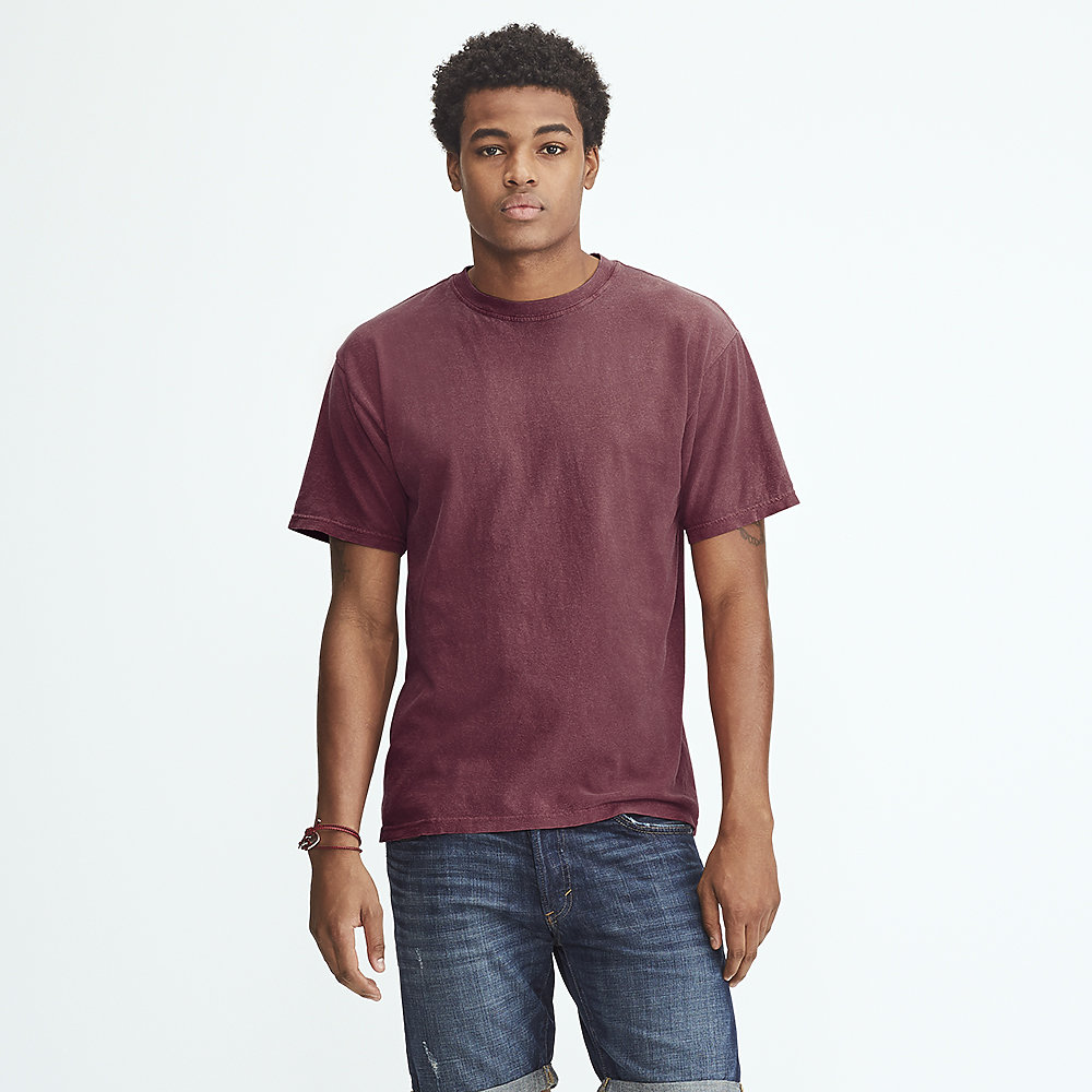 Comfort Colors 5500 Pigment Dyed Ringspun Short Sleeve ...