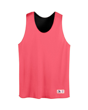 Augusta Drop Ship 198 Youth Tricot Mesh Reversible Tank