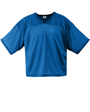 Augusta Drop Ship 240 Tricot Mesh Football Jersey
