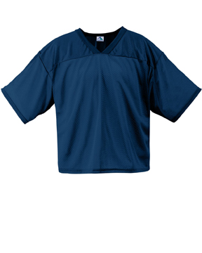 Augusta Drop Ship 241 Youth Tricot Mesh Football Jersey