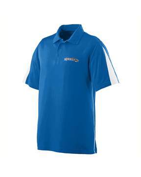 Augusta Drop Ship 5035 Poly/Spandex Wicking/Odor Control Sport Shirt