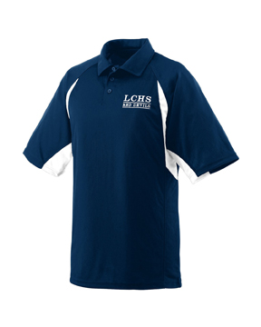 Augusta Drop Ship 5090 Wicking Textured Raglan Sleeve Sport Shirt