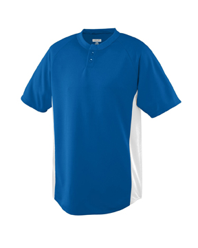 Augusta Drop Ship 539 Youth Wicking Color Block Two