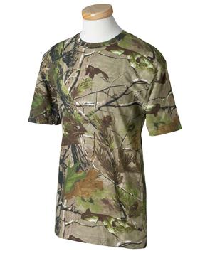 Code V 3980 - Camouflage Short Sleeve T-Shirt
