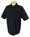 Jerzees 436P 5.6 oz., 50/50 Jersey Pocket Polo with ...