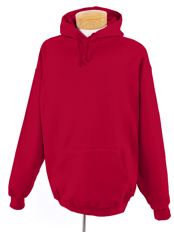 Jerzees 4997 9.5 oz. Super Sweats50/50 Pullover Hood