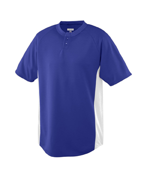 Augusta Drop Ship 538 Wicking Color Block Two