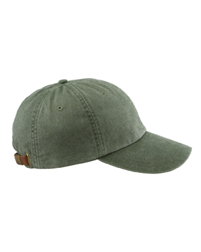 Adams ad969 6-Panel Low-Profile Washed Pigment-Dyed Cap