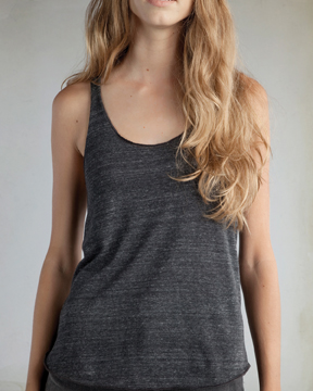 Alternative AA1927 Ladies 4.4 oz. Meegs Racerback Tank