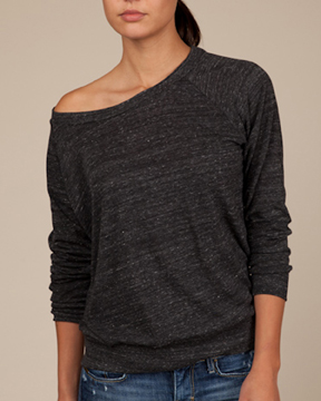 Alternative AA1990 Ladies 4.4 oz. Slouchy Pullover