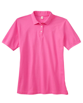 Anvil 8680A Ladies Ringspun PiquPolo