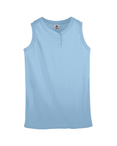 Augusta Drop Ship 551 Girl's Sleeveless Two