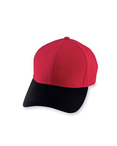 Augusta Drop Ship 6236 Youth Athletic Mesh Cap