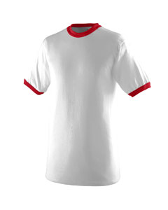 Augusta Drop Ship 711 Youth Ringer T