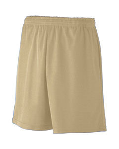 Augusta Drop Ship 734 Youth Mini Mesh League Short