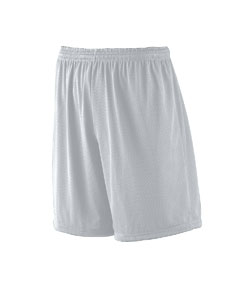 Augusta Drop Ship 842 Mesh Short with Tricot Lining