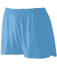 Augusta Drop Ship 988 Girls' Trim Fit Jersey Short