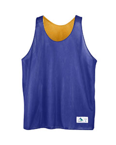 Augusta Drop Ship A136 Reversible Mini Mesh League Tank