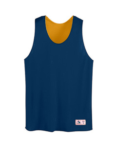 Augusta Drop Ship AS197 Tricot Mesh Reversible Tank