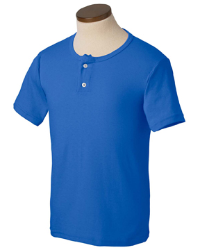 Augusta Sportswear 581 Youth  50/50 Two Button Baseball Jersey