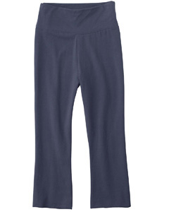 Bella B815 Ladies 8 oz. Cotton/Spandex Capri Pant