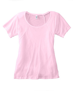 Bella B8801 Ladies 3.7 oz. Flowy Raglan T