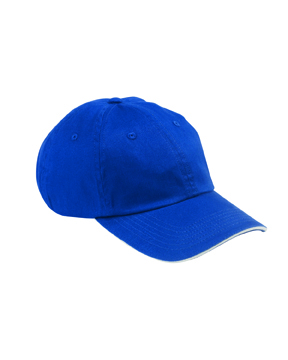 Big Accessories BX001S 6-Panel Unstructured Cap with ...