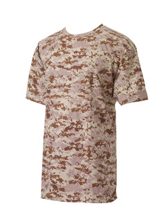 Code V LS3906 Camouflage T