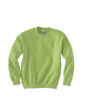 Gildan G180B Youth  7.75 oz. Heavy Blend50/50 Fleece Crew