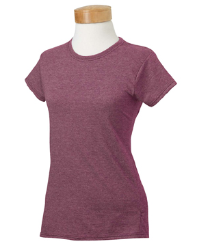 Gildan G640L Ladies 4.5 oz. SoftStyle Junior Fit T