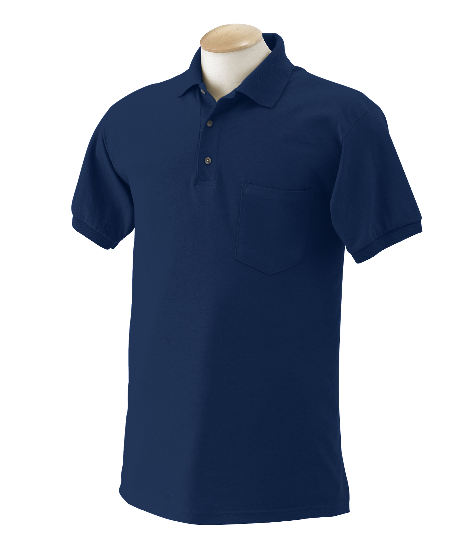Gildan G890 5.6 oz. DryBlend50/50 Jersey Polo with Pocket