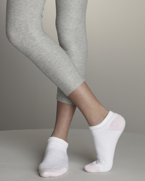 Gildan GL611-Ladies No Show Socks