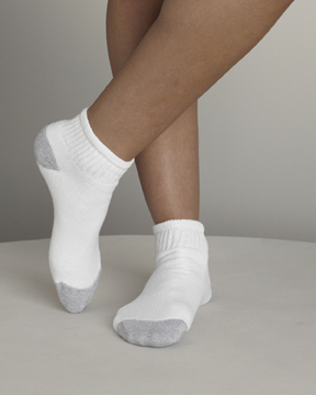 Gildan GL630-Boys Ankle Socks