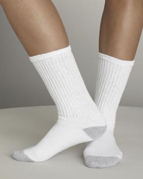 Gildan GL650-Boys Crew Socks