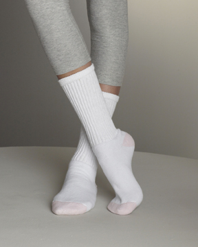 Gildan GL651-Ladies Crew Socks