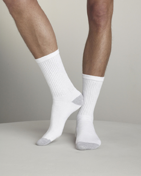 Gildan GL750-Mens Crew Socks
