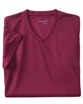 Harriton M320W Ladies 4.2 oz. Athletic Sport T