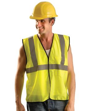 OccuNomix ECOGCL Value Mesh Vest, Class 2